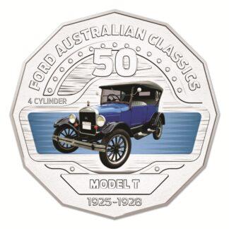 50c 2017 Ford Australia - Model T