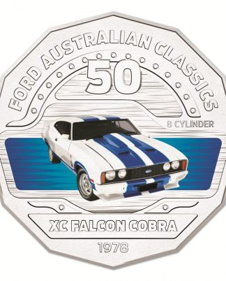 50c 2017 Ford Australia - XC Falcon Cobra