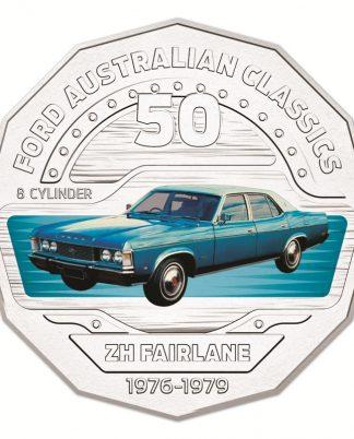 50c 2017 Ford Australia - ZH Fairlane