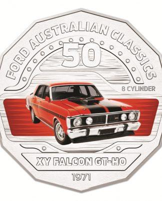 50c 2017 Ford Australia - XY Falcon GT-HO