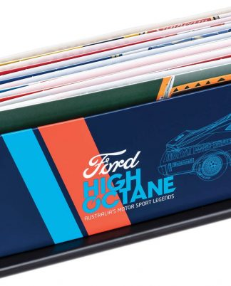 collectable coins, collectable coins australia, ford racing coins, ford high octane coins